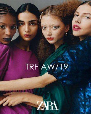 Catalogo Zara Nueva Coleccion Trf Aw19