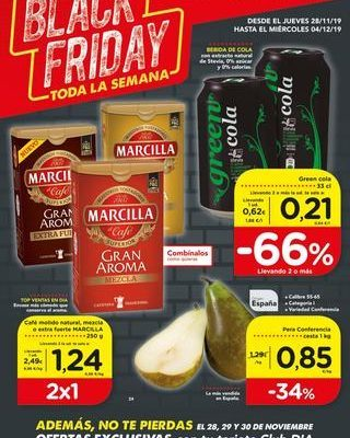 Blackfriday Dia