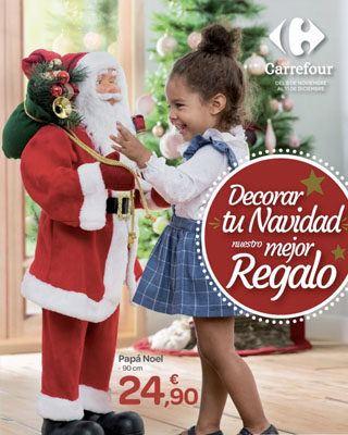 Decora La Navidad Carrefour