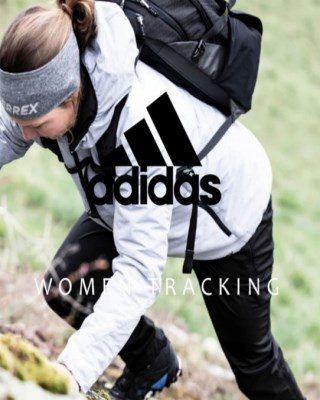 Catálogo Adidas Mujeres Rastreadoras