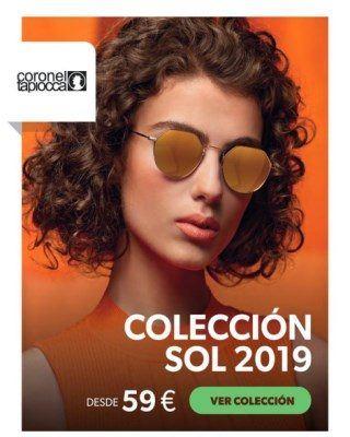 Catálogo Federópticos Colección Sol 2019