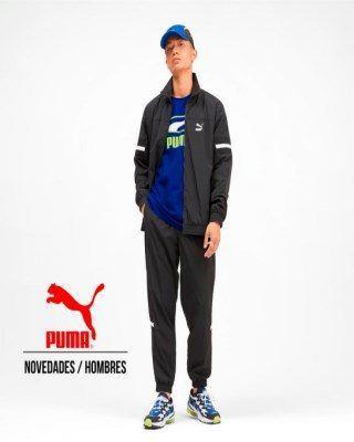 Catálogo Puma novedades para hombre 320x400 - Puma