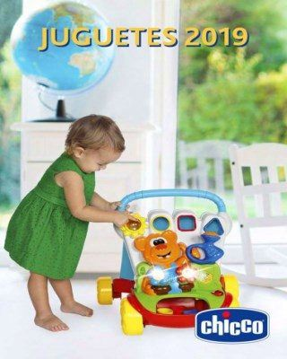 Catalogo Chicco Juguetes 2019