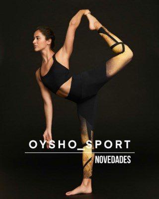 Catalogo Oysho Novedades En Ropa Deportiva