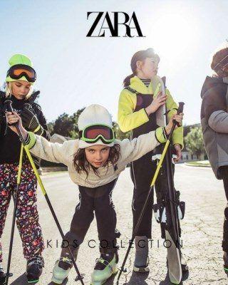 Catalogo Zara Coleccion Infantil