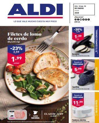 Catalogo Aldi Filetes De Lomo De Cerdo