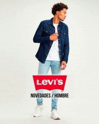 Catalogo Levis novedades en hombres 320x400 - Levi's