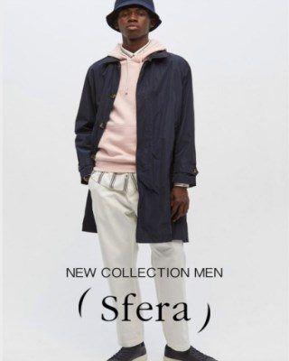 Catalogo Sfera Nueva Coleccion Para Hombres