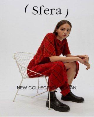 Catalogo Sfera Nueva Coleccion Para Mujer