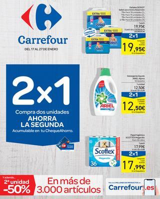 Carrefour 17 Enero