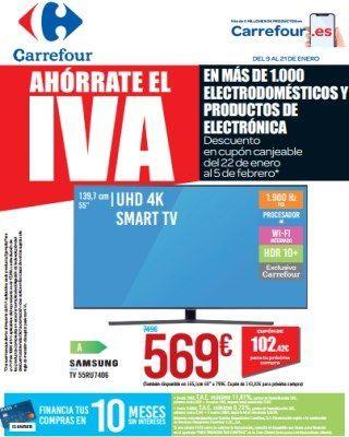 Catalogo Carrefour Ahorrate El Iva