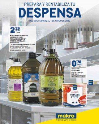 Catalogo Makro prepara y rebitaliza tu despensa 320x400 - Catálogos online