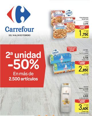 Carrefour 14 Febrero