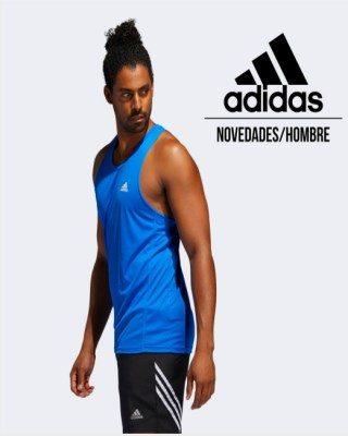 Catalogo Adidas Novedades Hombre