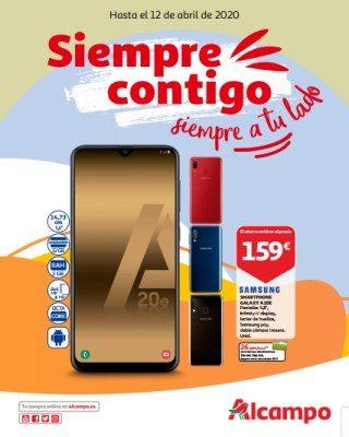 Catalogo Alcampo siempre contigo 320x400 - Catálogos online