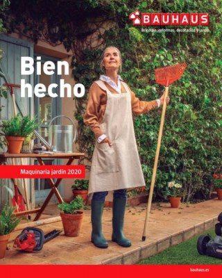 Catalogo Bauhaus Maquinaria Jardin 2020