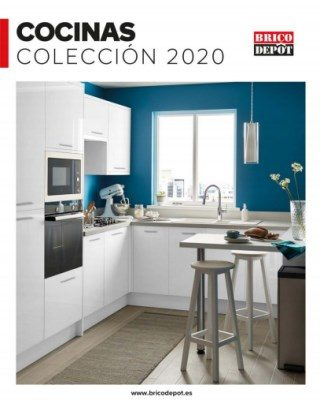 Catalogo Brico Depot cocinas coleccion 2020 1 320x400 - Brico Depôt