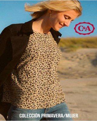 Catalogo CA colección primavera de mujer 320x400 - C&A