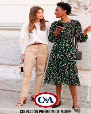Catalogo CA coleccion premium de mujer 320x400 - C&A