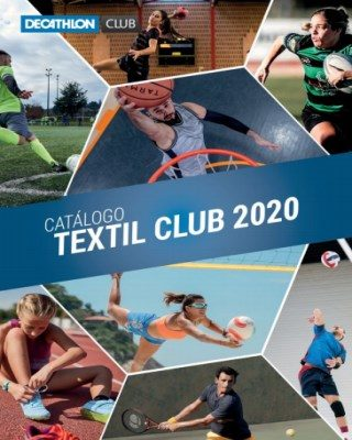 Catalogo Decathlon Textil Club 2020
