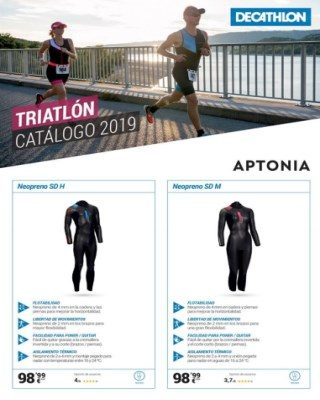 Catalogo Decathlon Triatlon 2019