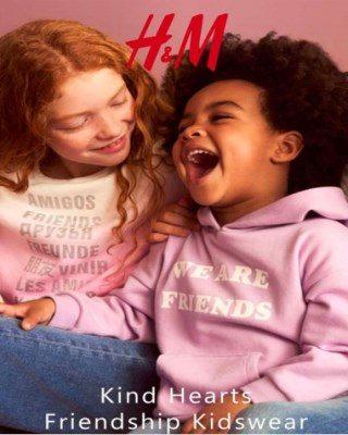 Catalogo HM kinsd hearts friendship kidswear 320x400 - H&M
