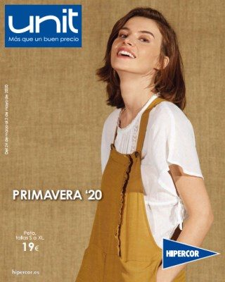 Catalogo Hipecor primavera 2020 320x400 - Catálogos online