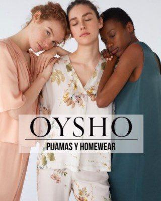 Catalogo Oysho Pijamas Y Homewear