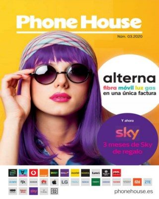 Catalogo Phone House Revista De Marzo