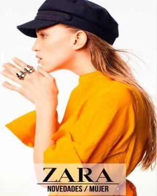 Catalogo Zara novedades mujer 320x400 - Zara