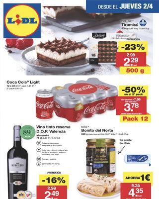 2 abril lidl 320x400 - Catálogos online