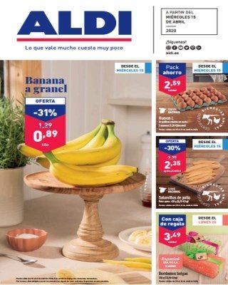 Catalogo Aldi Banana A Granel