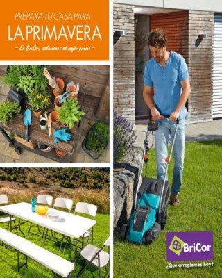 Catalogo Bricor Prepara Tu Casa Para La Primavera