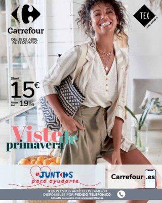 Catalogo Carrefour viste de primavera 320x400 - Carrefour