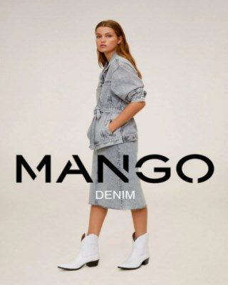Catalogo Mango Denim