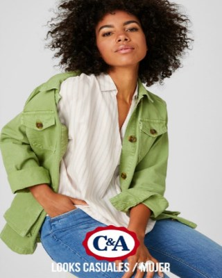 Catalogo C&a Looks Casuales Mujer